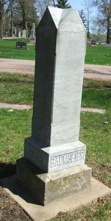 BARRETT, FAMILY MARKER - Minnehaha County, South Dakota | FAMILY MARKER BARRETT - South Dakota Gravestone Photos