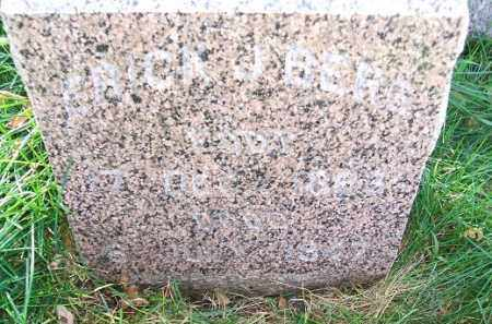 BERG, ERICK J. - Minnehaha County, South Dakota | ERICK J. BERG - South Dakota Gravestone Photos