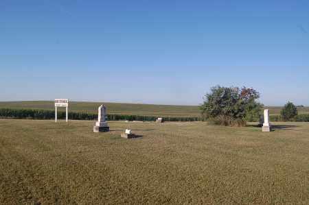 *BETHEL, WIDE VIEW - Minnehaha County, South Dakota | WIDE VIEW *BETHEL - South Dakota Gravestone Photos
