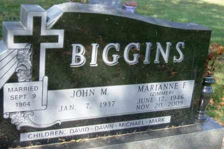 ZIMMER BIGGINS, MARIANNE FAY - Minnehaha County, South Dakota | MARIANNE FAY ZIMMER BIGGINS - South Dakota Gravestone Photos