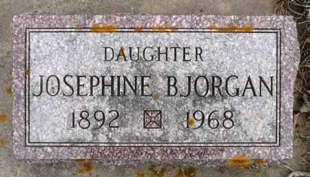 BJORGAN, JOSEPHINE - Minnehaha County, South Dakota | JOSEPHINE BJORGAN - South Dakota Gravestone Photos