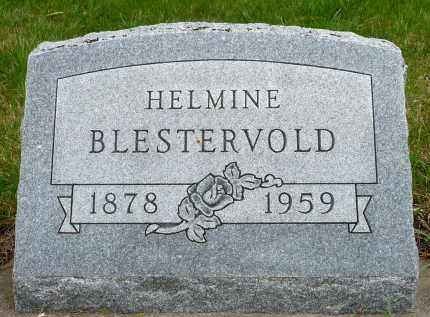 BLESTERVOLD, HELMINE - Minnehaha County, South Dakota | HELMINE BLESTERVOLD - South Dakota Gravestone Photos