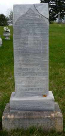 BLESTERVOLD, JOHN P. - Minnehaha County, South Dakota | JOHN P. BLESTERVOLD - South Dakota Gravestone Photos