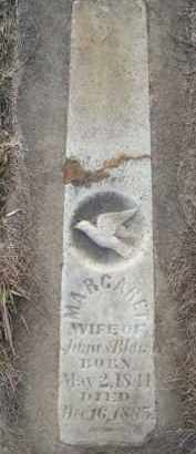 BLOW, MARGARET - Minnehaha County, South Dakota | MARGARET BLOW - South Dakota Gravestone Photos