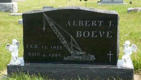 BOEVE, ALBERT J. - Minnehaha County, South Dakota | ALBERT J. BOEVE - South Dakota Gravestone Photos