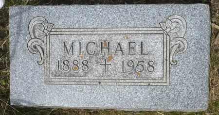 BOEVER, MICHAEL - Minnehaha County, South Dakota | MICHAEL BOEVER - South Dakota Gravestone Photos