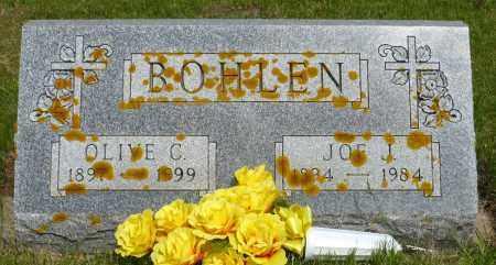 BOHLEN, JOE J. - Minnehaha County, South Dakota   JOE J. BOHLEN - South Dakota Gravestone Photos