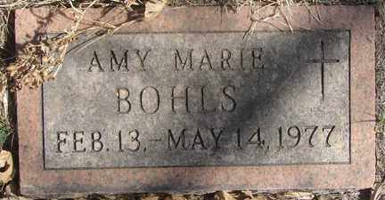 BOHLS, AMY MARIE - Minnehaha County, South Dakota | AMY MARIE BOHLS - South Dakota Gravestone Photos