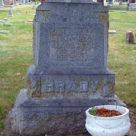 BRADY, CHARLOTTE - Minnehaha County, South Dakota   CHARLOTTE BRADY - South Dakota Gravestone Photos