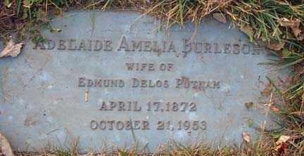 PUTNAM, ADELAIDE AMELIA - Minnehaha County, South Dakota | ADELAIDE AMELIA PUTNAM - South Dakota Gravestone Photos