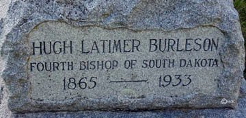 BURLESON, HUGH LATIMER - Minnehaha County, South Dakota | HUGH LATIMER BURLESON - South Dakota Gravestone Photos