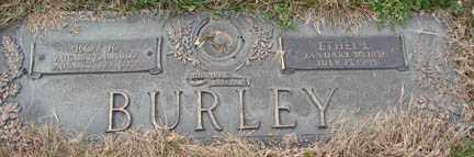 BURLEY, ETHEL L. - Minnehaha County, South Dakota   ETHEL L. BURLEY - South Dakota Gravestone Photos