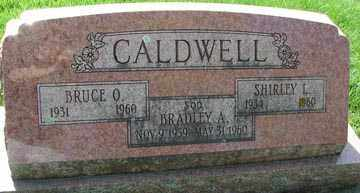 CALDWELL, SHIRLEY L. - Minnehaha County, South Dakota | SHIRLEY L. CALDWELL - South Dakota Gravestone Photos