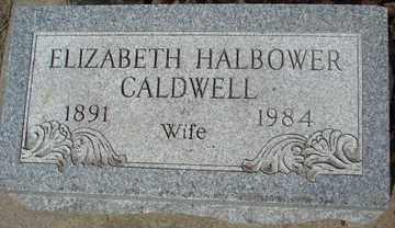 CALDWELL, ELIZABETH - Minnehaha County, South Dakota | ELIZABETH CALDWELL - South Dakota Gravestone Photos