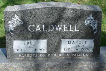 CALDWELL, MARGIT - Minnehaha County, South Dakota   MARGIT CALDWELL - South Dakota Gravestone Photos