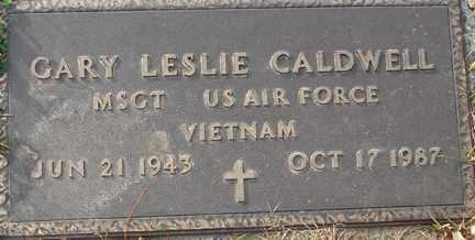CALDWELL, GARY LESLIE (VIETNAM) - Minnehaha County, South Dakota | GARY LESLIE (VIETNAM) CALDWELL - South Dakota Gravestone Photos