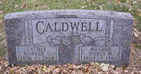 CALDWELL, DORIS W. - Minnehaha County, South Dakota   DORIS W. CALDWELL - South Dakota Gravestone Photos