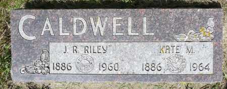 "CALDWELL, J.R. ""RILEY"" - Minnehaha County, South Dakota | J.R. ""RILEY"" CALDWELL - South Dakota Gravestone Photos"