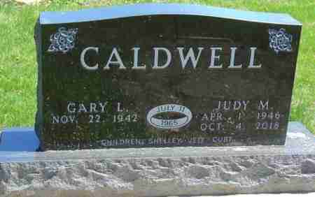 CALDWELL, JUDY MAE - Minnehaha County, South Dakota | JUDY MAE CALDWELL - South Dakota Gravestone Photos