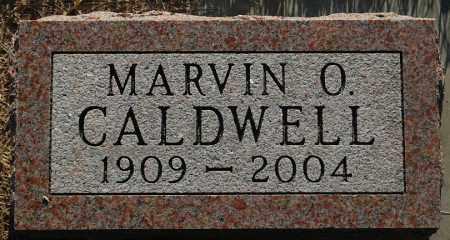 CALDWELL, MARVIN O. - Minnehaha County, South Dakota | MARVIN O. CALDWELL - South Dakota Gravestone Photos