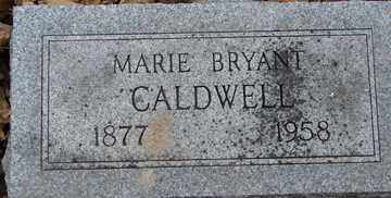 CALDWELL, MARIE - Minnehaha County, South Dakota | MARIE CALDWELL - South Dakota Gravestone Photos