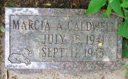 CALDWELL, MARCIA A. - Minnehaha County, South Dakota | MARCIA A. CALDWELL - South Dakota Gravestone Photos