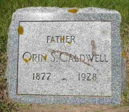 CALDWELL, ORIN S. - Minnehaha County, South Dakota | ORIN S. CALDWELL - South Dakota Gravestone Photos