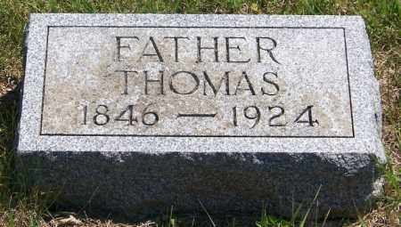 CARRUTHERS, THOMAS CHAMBERS - Minnehaha County, South Dakota | THOMAS CHAMBERS CARRUTHERS - South Dakota Gravestone Photos