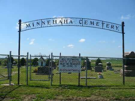 *CEMETERY, MINNEHAHA - Minnehaha County, South Dakota | MINNEHAHA *CEMETERY - South Dakota Gravestone Photos