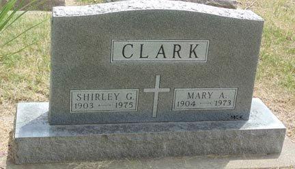 GARTNER CLARK, MARY A. - Minnehaha County, South Dakota | MARY A. GARTNER CLARK - South Dakota Gravestone Photos