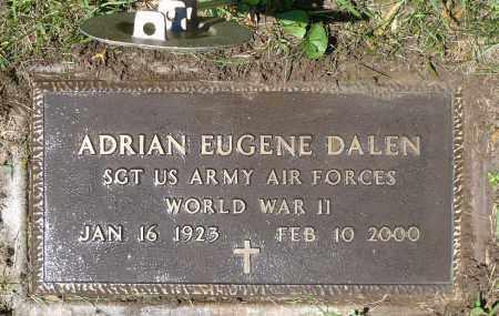 DALEN, ADRIAN EUGENE (WWII) - Minnehaha County, South Dakota | ADRIAN EUGENE (WWII) DALEN - South Dakota Gravestone Photos