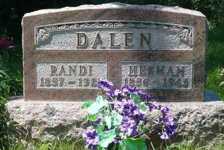 DALEN, HERMAN - Minnehaha County, South Dakota | HERMAN DALEN - South Dakota Gravestone Photos