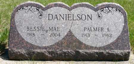 DANIELSON, BESSIE MAE - Minnehaha County, South Dakota | BESSIE MAE DANIELSON - South Dakota Gravestone Photos