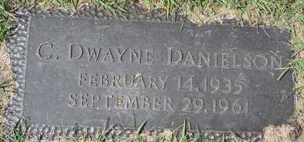DANIELSON, C. DWAYNE - Minnehaha County, South Dakota | C. DWAYNE DANIELSON - South Dakota Gravestone Photos