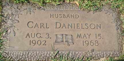 DANIELSON, CARL - Minnehaha County, South Dakota   CARL DANIELSON - South Dakota Gravestone Photos