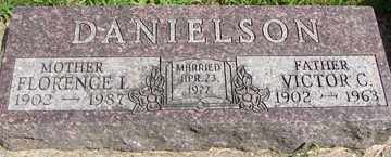 DANIELSON, FLORENCE I. - Minnehaha County, South Dakota | FLORENCE I. DANIELSON - South Dakota Gravestone Photos