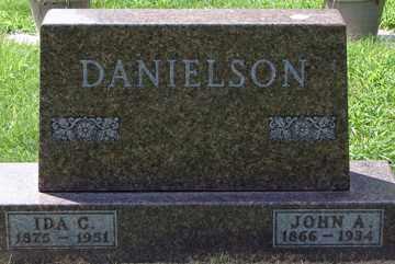 DANIELSON, JOHN A. - Minnehaha County, South Dakota | JOHN A. DANIELSON - South Dakota Gravestone Photos
