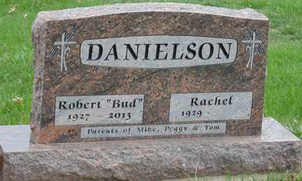 DANIELSON, RACHEL - Minnehaha County, South Dakota | RACHEL DANIELSON - South Dakota Gravestone Photos