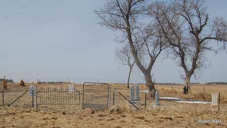 *DOCKEN CEMETERY, LANDSCAPE VIEW - Minnehaha County, South Dakota | LANDSCAPE VIEW *DOCKEN CEMETERY - South Dakota Gravestone Photos