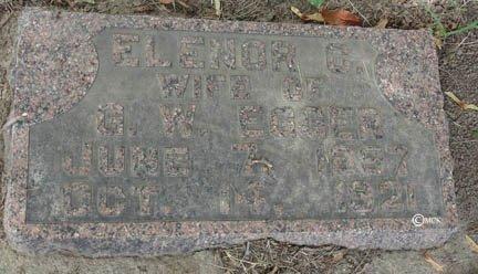 EGGER, ELINOR E. - Minnehaha County, South Dakota | ELINOR E. EGGER - South Dakota Gravestone Photos