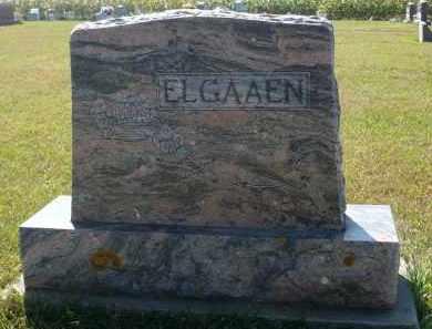 ELGAAEN, ALFRED - Minnehaha County, South Dakota | ALFRED ELGAAEN - South Dakota Gravestone Photos