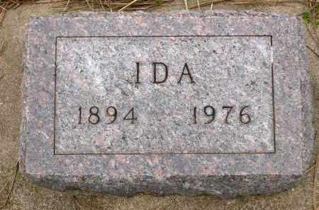 ELGAAEN, IDA - Minnehaha County, South Dakota | IDA ELGAAEN - South Dakota Gravestone Photos