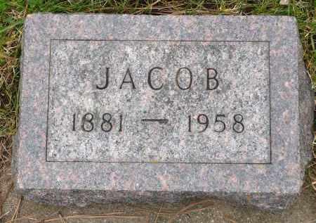 ELGAAEN, JACOB - Minnehaha County, South Dakota | JACOB ELGAAEN - South Dakota Gravestone Photos