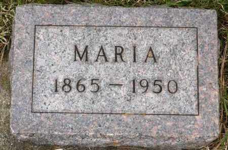 ELGAAEN, MARIA - Minnehaha County, South Dakota | MARIA ELGAAEN - South Dakota Gravestone Photos