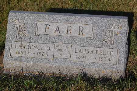 FARR, LAURA BELLE - Minnehaha County, South Dakota | LAURA BELLE FARR - South Dakota Gravestone Photos