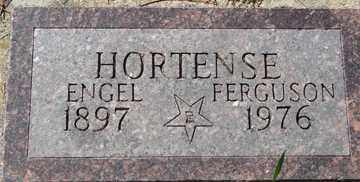 FERGUSON, HORTENSE - Minnehaha County, South Dakota | HORTENSE FERGUSON - South Dakota Gravestone Photos