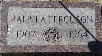 FERGUSON, RALPH A. - Minnehaha County, South Dakota | RALPH A. FERGUSON - South Dakota Gravestone Photos