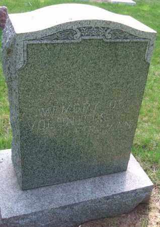 *FIREMAN, MEMORY OF VOLUNTEER - Minnehaha County, South Dakota | MEMORY OF VOLUNTEER *FIREMAN - South Dakota Gravestone Photos