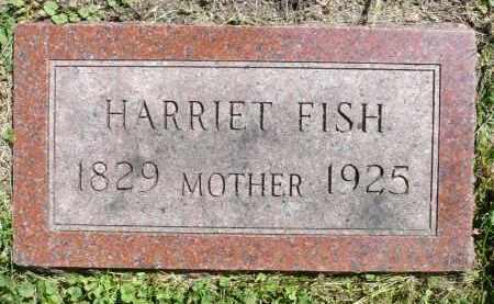 ALLEN FISH, HARRIET - Minnehaha County, South Dakota | HARRIET ALLEN FISH - South Dakota Gravestone Photos