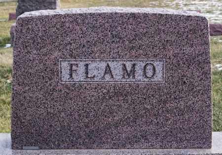FLAMO, FAMILY MARKER - Minnehaha County, South Dakota   FAMILY MARKER FLAMO - South Dakota Gravestone Photos